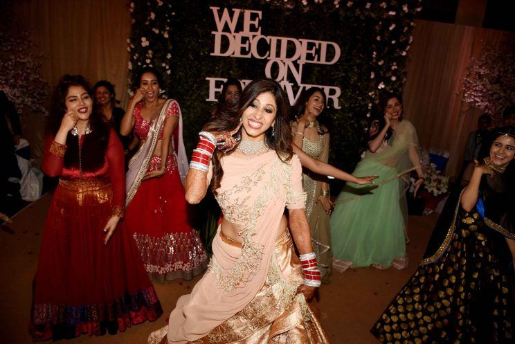 Kishwar Merchant and Suyyash Rai's wedding Pics
