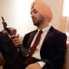 It's beginning Diljit won Filmfare award!!