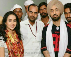 After super Singh Diljit announces next film with Sunanda Sharma