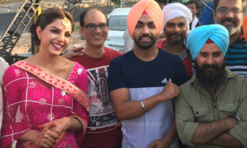Ammy Virk and Monica Gill will wish Sat Shri Akaal