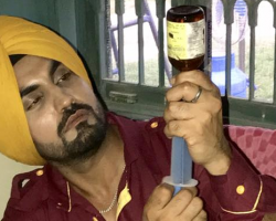 Before its release Ravinder Grewal's Dangar Doctor surrounded with controversy