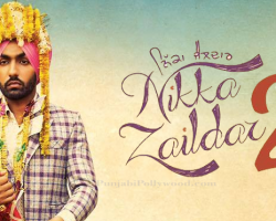 Check out the first look of Nikka Zaildar 2