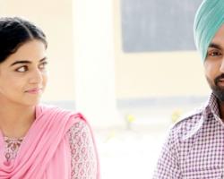 Ammy Virk & Wamiqa Gabbi to set new level of Romance in Nikka Zaildar 2