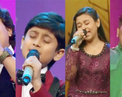 Sa Re Ga Ma Pa lil champs 2017 announce the winners of the show