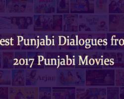 Best Punjabi Dialogues from 2017 Punjabi Movies