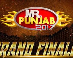 Mr Punjab 2017 Grand Finale Winner Details