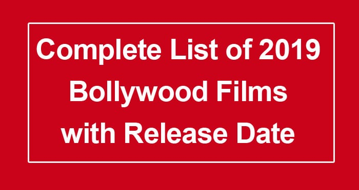 list-of-2019-bollywood-films