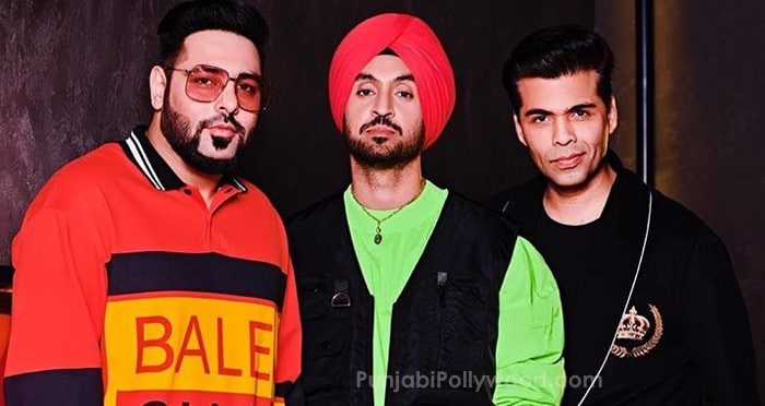 Diljit-Dosanjh-Badshaah-Cofee-with-Karan