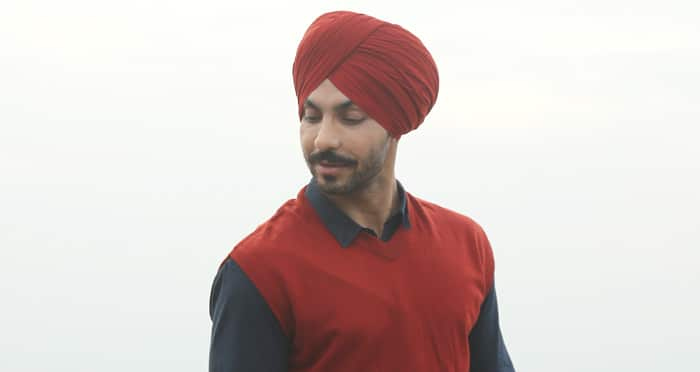 deep sidhu in turban look