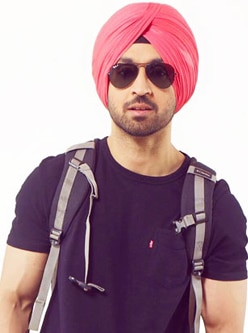 Diljit Dosanjh Punjabi actor and singer