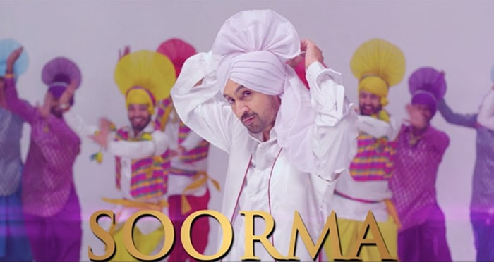 Soorma Song 2014 by Diljit Dosanjh