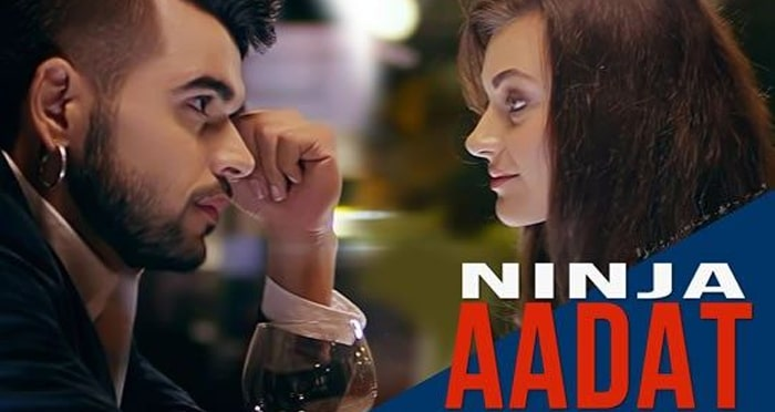 aadat song 2015 by ninja
