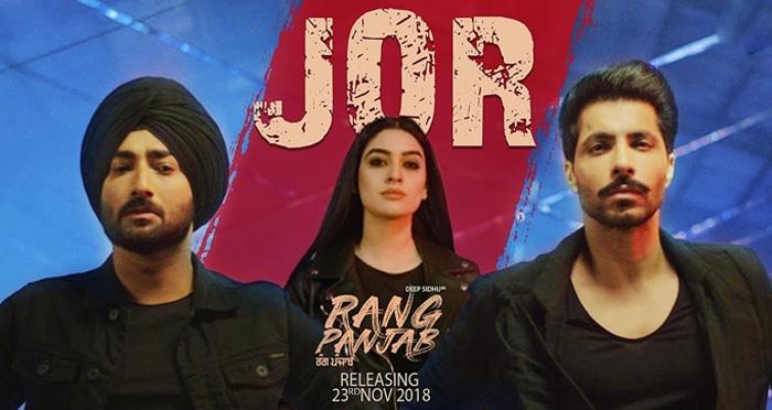 ranjit-bawa-jor-song