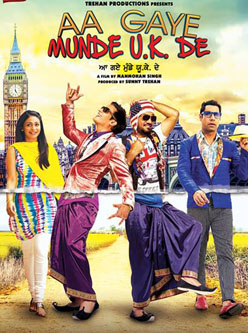 aa gaye munde uk de punjabi movie 2014