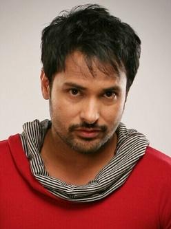 Punjabi actor Amrinder Gill