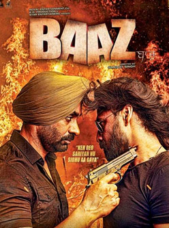 baaz punjabi movie 2014