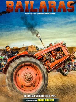 bailaras punjabi movie 2017