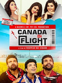 canada di flight punjabi movie 2016