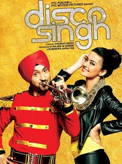 disco singh punjabi movie 2014