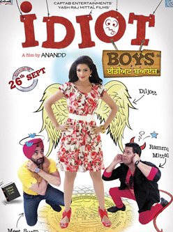 idiot boys punjabi movie 2014