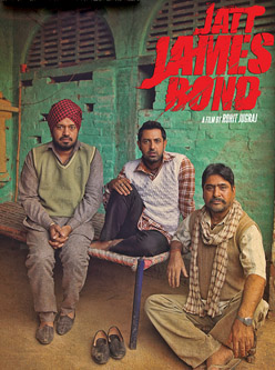 Ammco bus : Jatt james bond punjabi movie in punjabi language