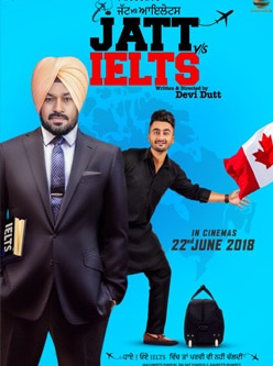 jatt vs ielts punjabi movie 2018