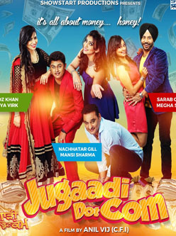 jugaadi dot com punjabi movie 2015