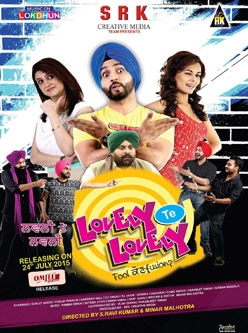 lovely te lovely punjabi movie 2015