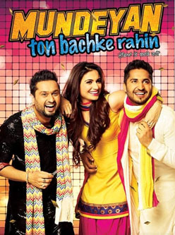 mundeyan ton bachke rahin punjabi movie 2014