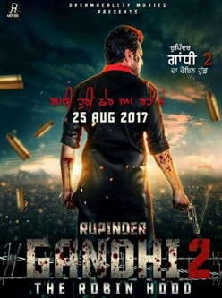 rupinder gandhi 2 punjabi movie 2017