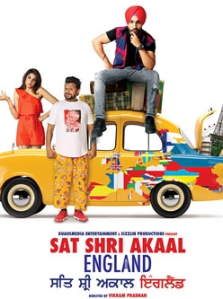 sat shri akaal england punjabi movie 2017