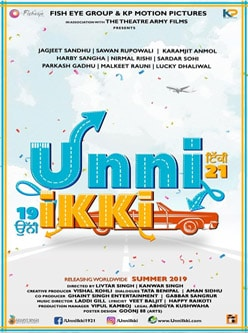Unni Ikki Punjabi Movie 2019