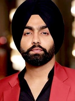 Ammy Virk Punjabi actor and singer