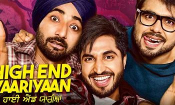 High end yaariyaan punjabi movie song
