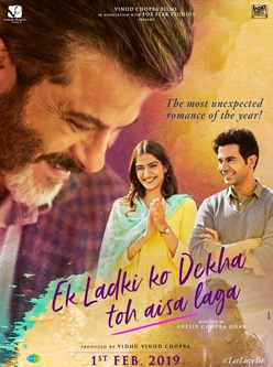 ek ladki ko dekha to aisa laga bollywood movie 2019