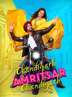 chandigarh amritsar chandigarh movie