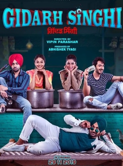 gidarh singhi punjabi movie 2019