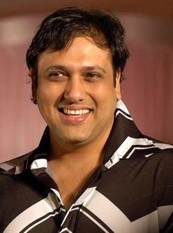 govinda bollywood actor