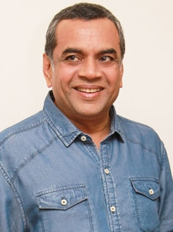 paresh rawal bollywood actor