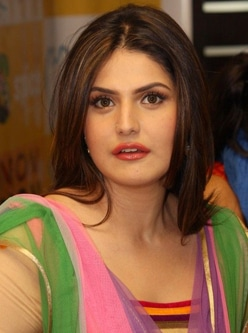 zareen khan punjabi actress