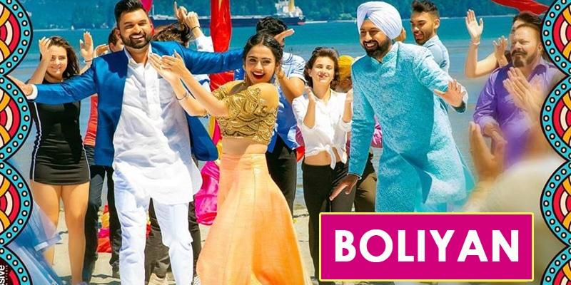 boliyan punjabi movie song 2019