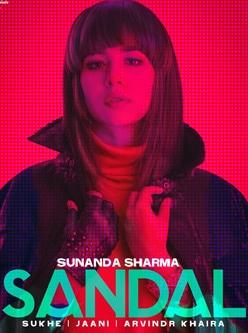 sandal song lyrics sunanda sharma new punjabi song