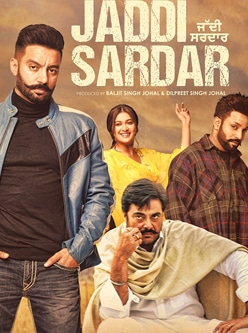 jaddi sardar punjabi movie 2019