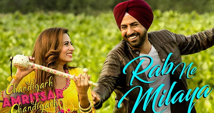 rab ne milaya punjabi movie song 2019