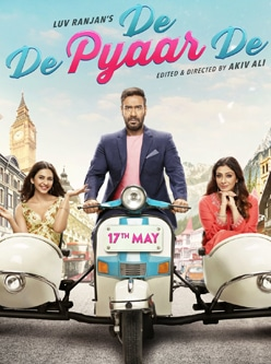 de de pyar de bollywood movie 2019