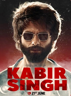 kabir singh bollywood movie 2019