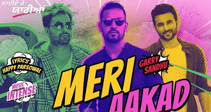 meri akad punjabi movie song 2019