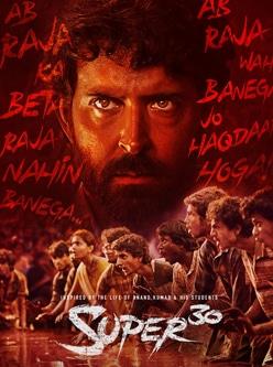 super 30 bollywood movie 2019