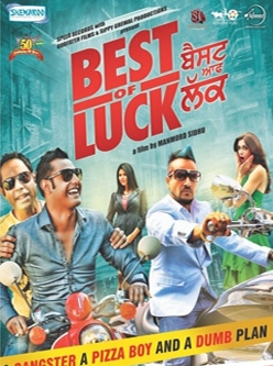 best of luck punjabi movie 2013