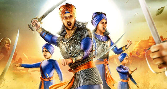 chaar sahibzaade full movie